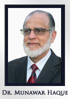 Dr. Munawar Haque